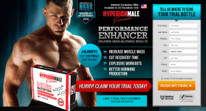HyperionMale Formula NO2 Booster: Perform Powerful Workouts With Hyperion Male!